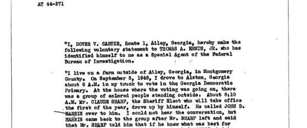 Nixon_Carter_FBI_statement