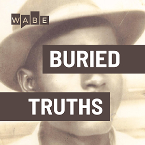Image of Isaiah Nixon with the title Buried Truths
